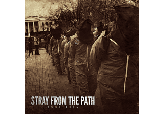 Stray From The Path - Anonymous - (CD)
