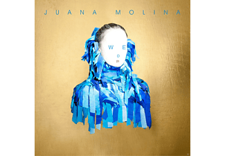 Juana Molina - Wed 21 [CD]