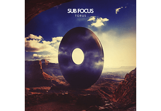 Sub Focus - Torus - (CD)