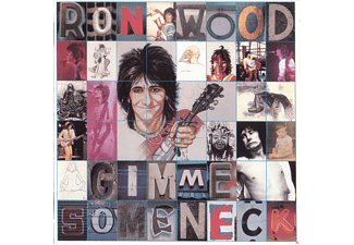 Ron Wood - Gimme some neck - (CD)