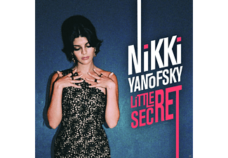 Nikki Yanofsky - Little Secret [CD]