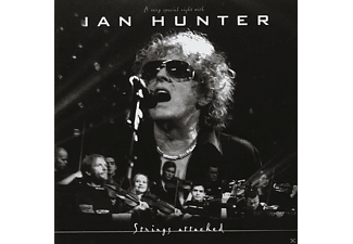 Ian Hunter - Strings Attached - (CD)