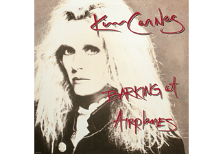Kim Carnes - Barking At Airplanes (Remastered) - (CD)