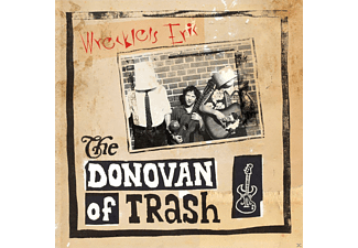 Wreckless Eric - The Donovan Of Trash - (CD)