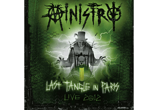 Ministry - Last Tangle In Paris-Live 2012 Defibrillatour [CD]