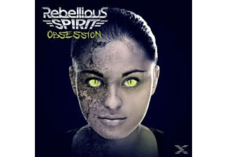 Rebellious Spirit - Obsession/Digi - (CD)