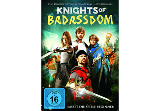 Knights of Badassdom [DVD]