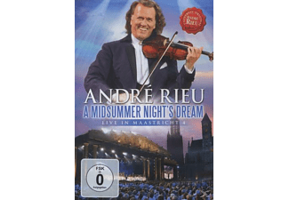André Rieu - A Midsummer Night's Dream-Live In Maastricht 4 - (DVD)