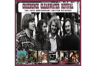 Creedence Clearwater Revival - Cosmo's Factory (40th Ann.Edition) [CD]
