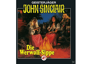 John Sinclair 47: Die Werwolf-Sippe (Teil 1/2) - 1 CD - Horror
