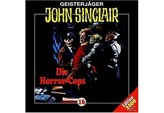 John Sinclair 16: Die Horror-Cops (Teil 1/3) - 1 CD - Horror