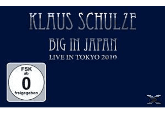 Klaus Schulze - Big In Japan (American Edition) - (DVD)