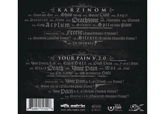 Acylum - Karzinom (Limited Edition) [CD]