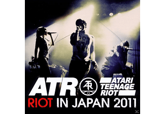 Atari Teenage Riot - Riot In Japan 2011 - (CD)