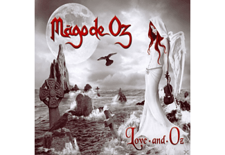 Mägo de Oz - Love And Oz - (CD)