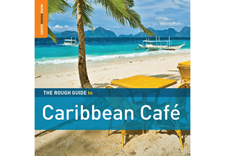 VARIOUS - Rough Guide: Caribbean Cafe (+ Doppel-Cd) - (CD + Bonus-CD)
