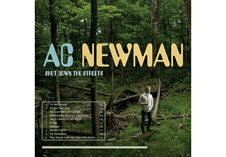 A.C. Newman - Shut Down The Streets - (CD)