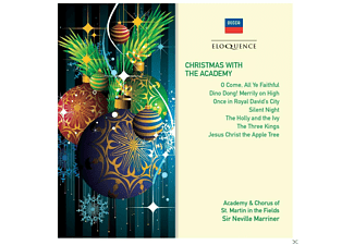 Sir Neville Marriner, Academy of St. Martin in the Fields Chorus - CHRISMAS WITH THE ACADEMY - (CD)