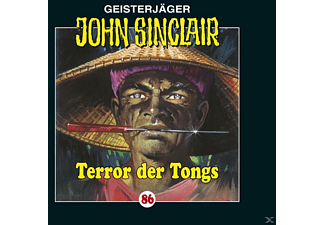 John Sinclair 86: Terror der Tongs - (CD)