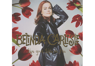 Belinda Carlisle - Live Your Life Be Free (2cd+Dvd Deluxe Edition) - (CD + DVD)