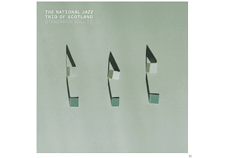 National Jazz Trio Of Scotland - Standards Vol. 2 - (CD)