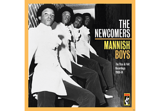 The Newcomers - Mannish Boys-The Stax & Volt Recordings 1969-74 [Limited Edition] - (CD)
