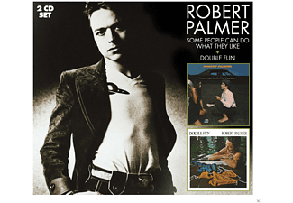 Robert Palmer - Some People Can Do What They Like + Double Fun (Rem.) - (CD)