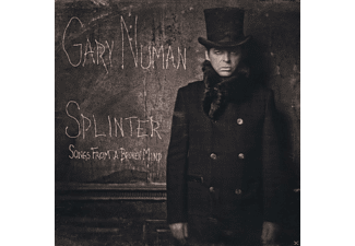 Gary Numan - Splinter (Songs From A Broken Mind) - (CD)