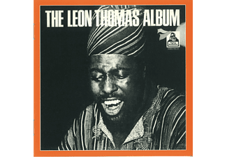 Leon Thomas - The Leon Thomas Album - (CD)