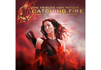 VARIOUS - DIE TRIBUTE VON PANEM - CATCHING FIRE - (CD)