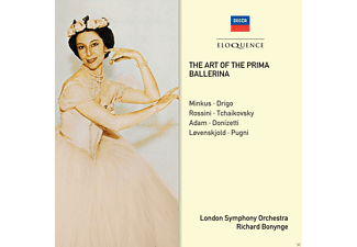 Richard Bonynge, London Symphony Orchestra - The Art Of The Prima Ballerina - (CD)