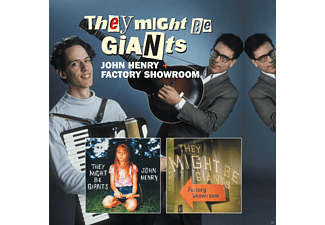 They Might Be Giants - John Henry + Factory Showroom (Expanded Editions) [CD]