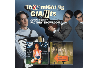 They Might Be Giants - John Henry + Factory Showroom (Expanded Editions) - (CD)