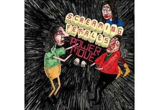 Screaming Females - Power Move - (Vinyl)