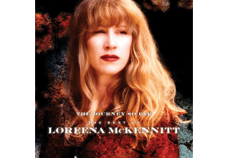 Loreena McKennitt - The Journey So Far - The Best Of [CD]