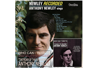 Anthony Newley - Newley Recorded/Who Can I Turn - (CD)