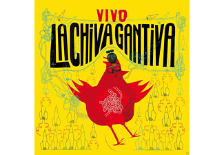 La Chiva Gantiva - Vivo - (CD)