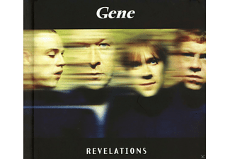 G.E.N.E. - Revelations (Deluxe Edition) - (CD)