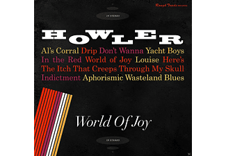 Howler - World Of Joy - (CD)