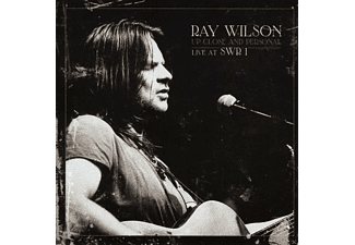 Ray Wilson - Up Close And Personal - Live At SWR 1 (CD)