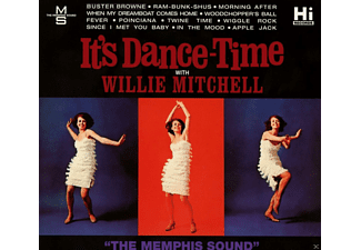 Willie Mitchell - It's Dance-Time - (CD)