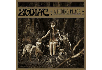 Zodiac - A Hiding Place - (CD)