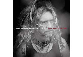 Jimbo  Mathus, The Tri-state Coalition - Dark Night Of The Soul [CD]