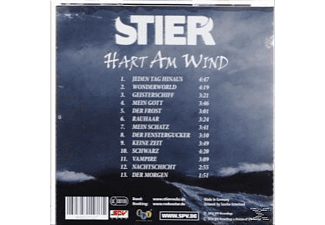 Stier - Hart Am Wind [CD]