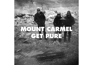 Mount Carmel - Get Pure - (CD)