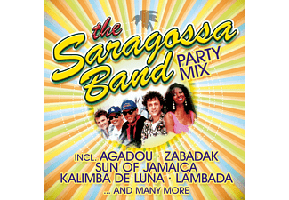 Saragossa Band - Party Mix - (CD)