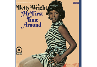 Betty Wirght - My First Time Around - (CD)