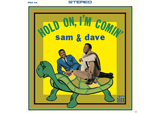 Sam & Dave - Hold On, I'm Comin' - (CD)