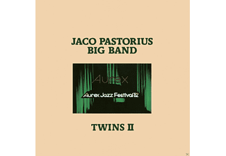 Jaco Big Band Pastorius - Twins Ii - (CD)