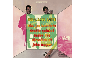 Joe Double Quintet Harriott - Indo Jazz Suite - (CD)